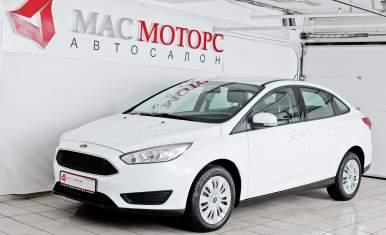 Ford Focus Белый