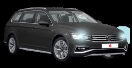Volkswagen Passat Alltrack - изображение №2